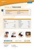 Tile Saw TT200 B PlaTine - Norton Construction Products - Page 2