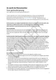 120822 Concept handleiding Risicomonitor 2.0 ... - Risico-monitor.nl