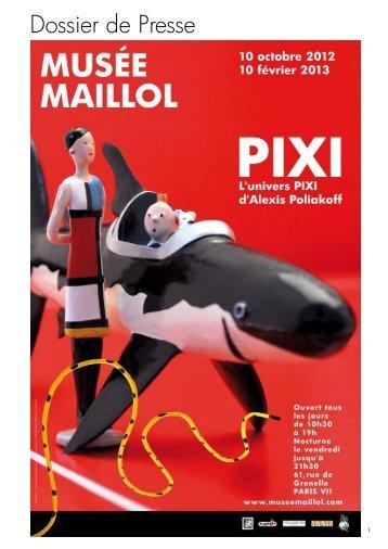 Télécharger le dossier de presse - Musée Maillol
