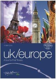 Download Brochure - Phil Hoffmann Travel