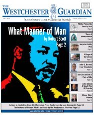Read The Westchester Guardian - 13 January 2011 - Typepad