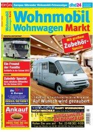 Dethleffs Firmen-Portrait - (Wohnmobil Wohnwagen Markt 01/2012)