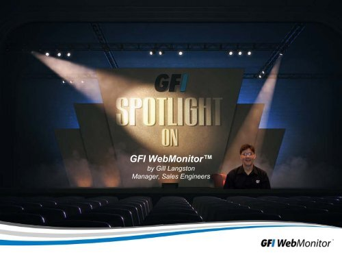 GFI Presentation Template - Osterman Research