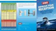 Marine Antenna Booklet - GME
