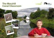 Maryhill Canal Classroom - Scottish Canals