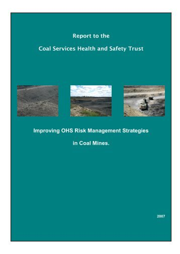 Full report - Health and Safety Trust