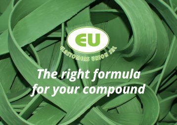Download the Elastomers Union Presentation