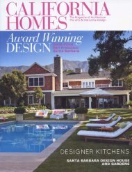 California Homes August 2012