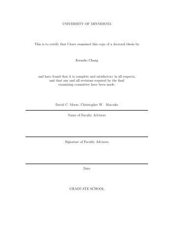 I Certify That I Have Read This Thesis And Have Bilkent University