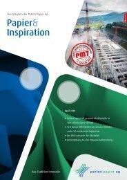 Papier& Inspiration - Perlen Papier AG