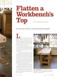 how to flatten a workbench's top. - Page 2