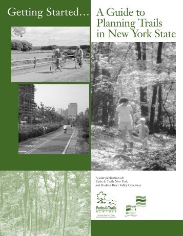 Getting Started - Hudson River Valley Greenway - New York State