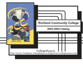 2003-2004 - Richland Community College