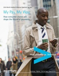 accenture-2014-north-america-consumer-payments-survey