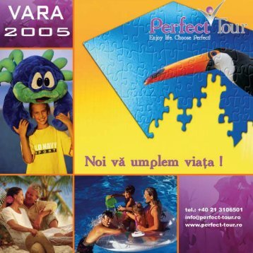 Brosura Vara 2005 - Perfect Tour