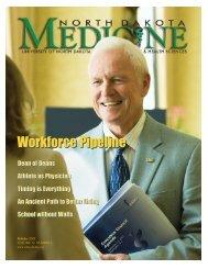 Workforce Pipeline - North Dakota Medicine