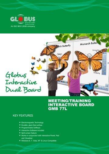 Interactive Board GMB77L - Globus Infocom