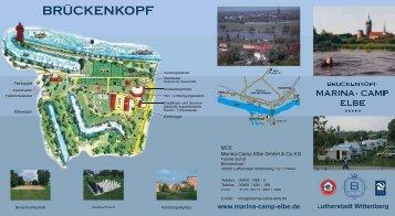 Flyer Camping - Marina Camp Elbe