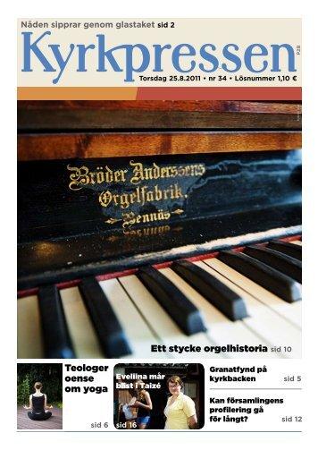 PDF: 2.3MB - Kyrkpressen