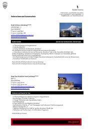 Pulverschnee und Sonnenschein Pauschale - Kitzbühel