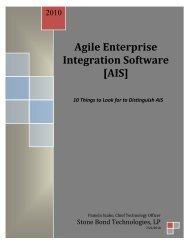 Agile Enterprise Integration Software [AIS] - Layer 2 GmbH