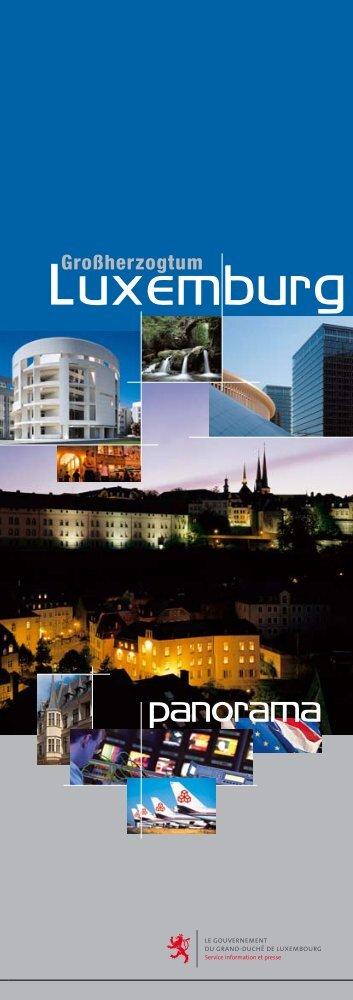 Großherzogtum Luxemburg - Gouvernement du Grand-Duché de ...