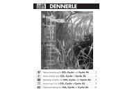 GA Profi-Line CYCLO 11.7.03 - Dennerle