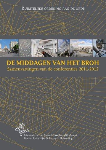 De MiDDagen van het BROh - Monumenten & Landschappen ...