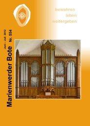 1110111 + 0800 - Kirchengemeinde Marienwerder