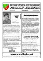 2005/Nr.4 - Oktober (697 KB) - Brand-Laaben