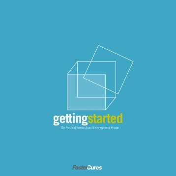 Getting Started - FasterCures