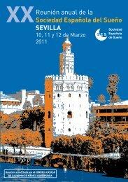 XX Reunión Anual de la Sociedad Española del Sueño - Neumosur
