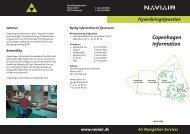 Flyvesikringstjenesten Air Navigation Services www.naviair.dk