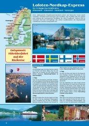 Lofoten-Nordkap-Express