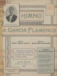 Himno a Garcia Flamenco - Sinabi
