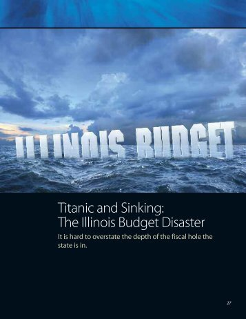 Titanic and Sinking - Institute of Government & Public Affairs ...