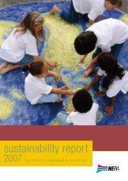 Sustainability report 2007 - Il Gruppo Hera