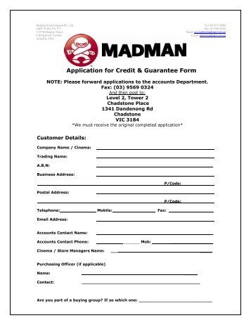 cf 910 02 3 0 credit application form for client spanish