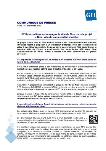 Version PDF - GFI Informatique