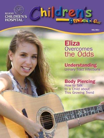 Eliza the Odds - Miami Children's Hospital