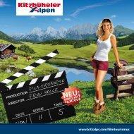Filmlocations und Drehorte in den Kitzbüheler Alpen