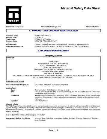 Cdc latex gloves msds