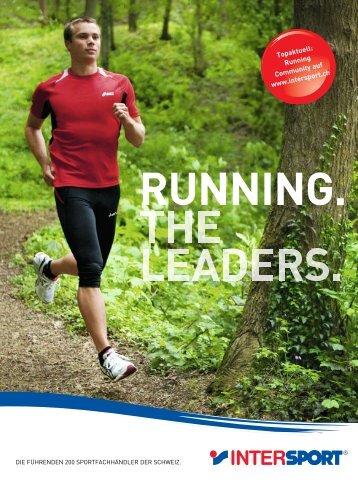 Topaktuell: Running Community auf www ... - marty sport unteriberg