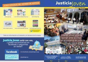 Justicia Joven - Edición nro. 33.pdf - Centro de Estudios Judiciales
