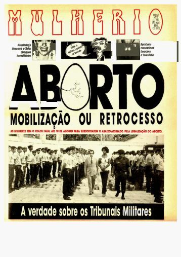 FCC - MULHERIO - Fundação Carlos Chagas