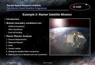 Mission Analysis Example.pdf - Space.aau.dk