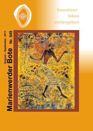 4. 11. Sonntag nach Trinitatis - Kirchengemeinde Marienwerder