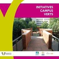 INITIATIVES CAMPUS VERTS - Campus Responsables