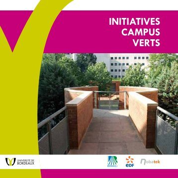 INITIATIVES CAMPUS VERTS - Campus Responsables