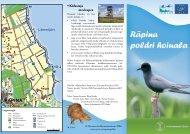 Räpina poldri hoiuala - Keskkonnaamet